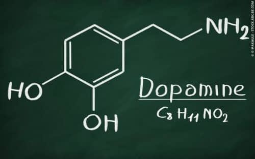 dopamina wzór chemiczny - obrazek - dopamina.com.pl